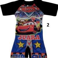 Baju Renang Bayi Gambar - Kostum Bayi Cars Spiderman dll
