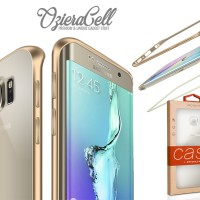 harga Hybrid Case Samsung Galaxy S7 / S7 Edge Alumunium Metal Frame Acrylic Tokopedia.com