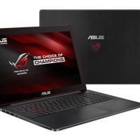 ASUS ROG G501VW-FI174T 4K UHD - i7 6700HQ, Nvidia GTX960M 4GB, 16GB