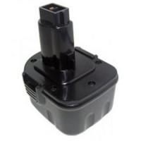 Power Tools Baterai For Dewalt 2802K 2872B DW912 DW977K - Black 2010