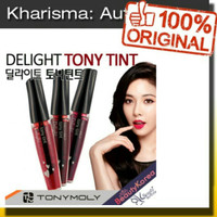 Tony Moly Delight Tint GROSIR - Lipstik Korea Original (K-TM-DT)