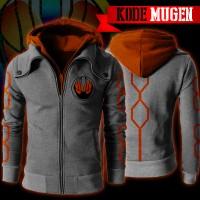 KAMEN RIDER - Hoodie Double Zipper KR Ghost Mugen SUPERHERO