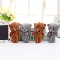 gantungan tas/HP teddy bears bag accessories wedding gifts agh004