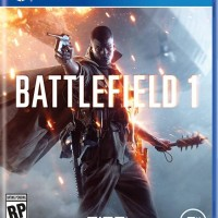 BD CD DVD Kaset PS4 PS 4 BattleField 1 BF1 REG 3