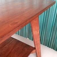 VINTAGE YANKEE TABLE / ANTIQUE COFFEE TABLE / MEJA / MEJA TAMU JENGKI