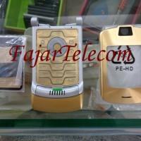 Casing Motorola V3i Housing Fulset Bahan Stainless
