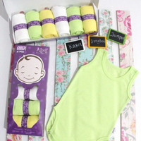 Jual Kazel singlet jumper bodysuit baby bayi body suit baju kaos cotton ana Murah