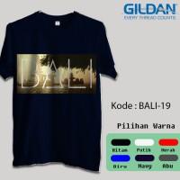 Kaos Gildan Softstyle - Panorama, Keindahan Alam Bali