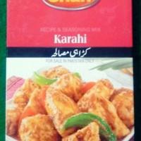 Bumbu Kari Pakistan/India (Karahi)