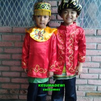 Aceh Pria SD1-3| Baju Adat Kostum Karnaval Pentas Seni Anak Daerah