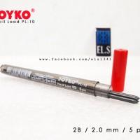 Joyko Pencil Lead 2.0