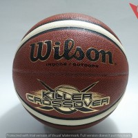 Bola Basket - Wilson Killer Crossover Original Art#wtb91490