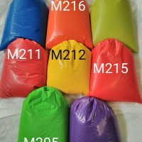 Cat tembok outdoor warna cerah (1 kg)