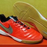 Sepatu Futsal Nike Tiempo Mystic V Crimson