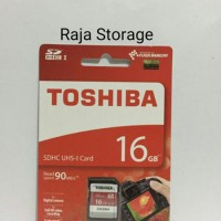 Toshiba 16GB SD Card Exceria 90MB / S Class 10 NEW And ORIGINAL 100%