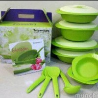 Tupperware Blossom Collection Paket Kado Hadiah Murah Diskon