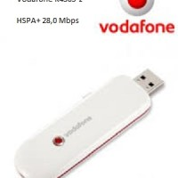 Paket Modem USB Vodafone K4505-Z HSPA 28Mbps dan Router Hame Cyrus A1