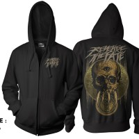 Jaket revenge the fate band-zipper irveng the fate-hoodie-switer rf16