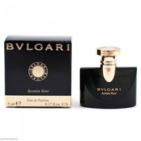 original parfum miniature Bvlgari Jasmin Noir woman 5ml edp