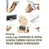 IRING LOGO / RING HOLDER HANDPHONE / CINCIN HP / STAND HP / TABLET