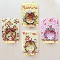 i-ring Rilakkuma for smartphone iPhone/Samsung/Oppo dll