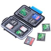 LYNCA Kh8 Storage Box For SD CF XD TF MSPD Memory Card Case