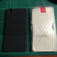 Oneplus X Sandstone case ori