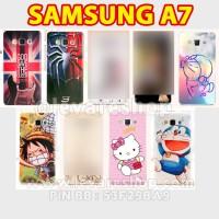 Soft Jelly Case Casing Cover Samsung Galaxy A7 - Keren Lucu Murah