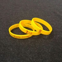 gelang / ballerband kyrie irving / NBA PLAYER / wristband NBA kuning