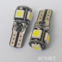 ... harga Lampu Led Senja Mobil T10 Canbus+ Tokopedia.com