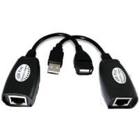 harga Usb Cat5/Cat5e/6 Rj45 Ethernet Extender Lan Extension Cabel Adapter Tokopedia.com