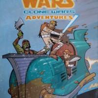 Komik Star Wars : Clone Wars Vol 10