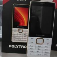 HP / Handphone Polytron C287 [CandyBar / GSM-GSM / TV]