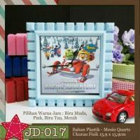 JD-017 Jam Custom Pororo