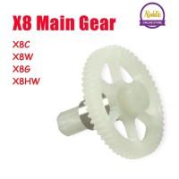 Main Gear syma X8 X8C X8G X8W X8HC X8HW X8HG motor gear spare part sym
