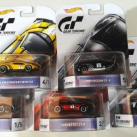 Hotwheels Retro Gran Turismo Set / Gran Turismo Lamborghini veneno