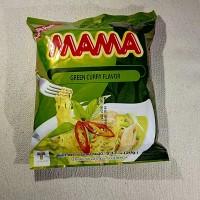 MAMA Mie instant Thailand Jumbo Rasa Kari Hijau Green Curry Flavour