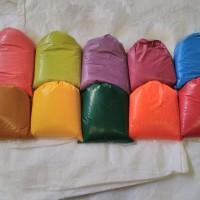 Cat tembok kiloan indoor (1 Kg) warna cerah
