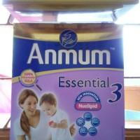 anmum essential 3 madu (nuelipied box)