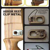 harga Arrow Rest Clip Metal, Panah, Panahan, Archery, EnigmaZone Tokopedia.com