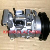 Compresor Kompresor Ac Mobil Toyota Vios Lengkap Denso (New/Baru)