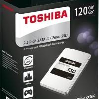 SSD TOSHIBA Q300 120GB