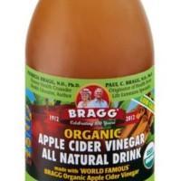 harga Bragg Organic Apple Cider Vinegar Drink ACV - Apple Cinnamon 473 mL Tokopedia.com