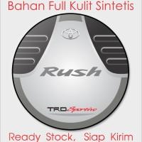 Jual Sarung Ban / Cover Ban Custom Kulit Sintetis Rush Terios Ecosport && Murah