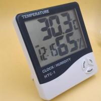 Pengukur Kelembaban Mesin Tetas Telur dan Ruangan/ Higrometer HTC-1