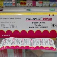 harga Folavit 400 Vitamin Ibu Hamil (Asam Folat) Tokopedia.com