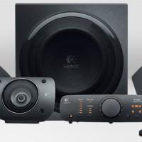 harga Logitech Z906 Dolby Surround Sound Speaker System Tokopedia.com