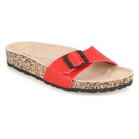 Zada Alika Slip On Sandal - Merah