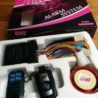 Alarm Motor Anti Maling Bohante Double Remote