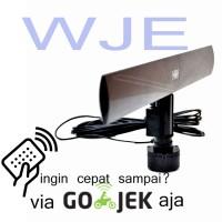 Intra Antena Remote Digital TV LCD / LED INT-1000DGT - GO-JEK Aja Bro